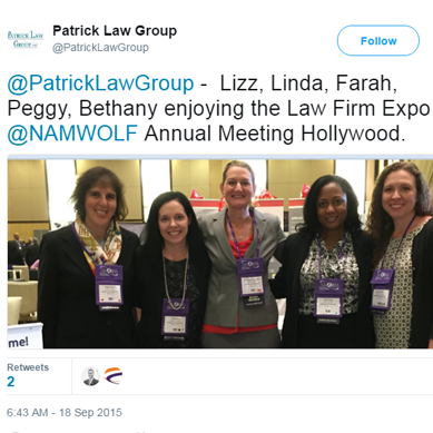 Attending the National Association of Minority and Women Owned Law Firms | Hollywood, CA Meeting