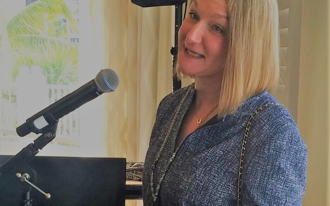 Lizz Patrick Honored with the Emily Warren Roebling Force Majeure Award