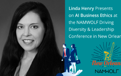 Patrick Law Group Presents on AI Business Ethics at NAMWOLF's Driving Diversity & Leadership Conference in New Orleans