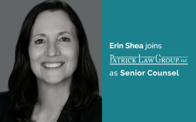 Erin Shea joins Patrick Law Group as Senior Counsel